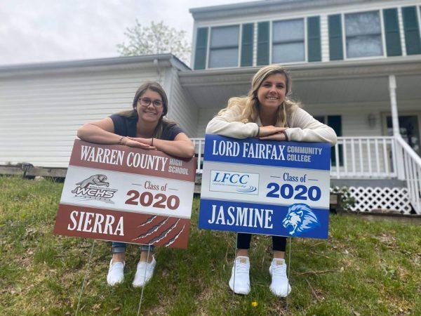 Personalized Graduation Yard Signs